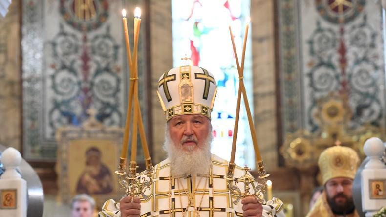London: Russisch-Orthodoxer Patriarch trifft sich mit Königin Elizabeth II.