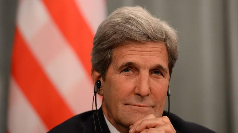 WikiLeaks: Kerry bittet Ecuador Assange an Podesta-Enthüllung zu hindern