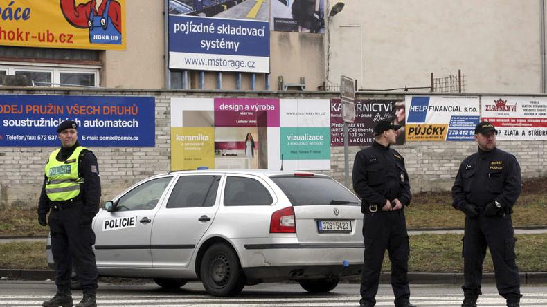 Prag: Russischer Hacker wird bei Festnahme ohnmächtig