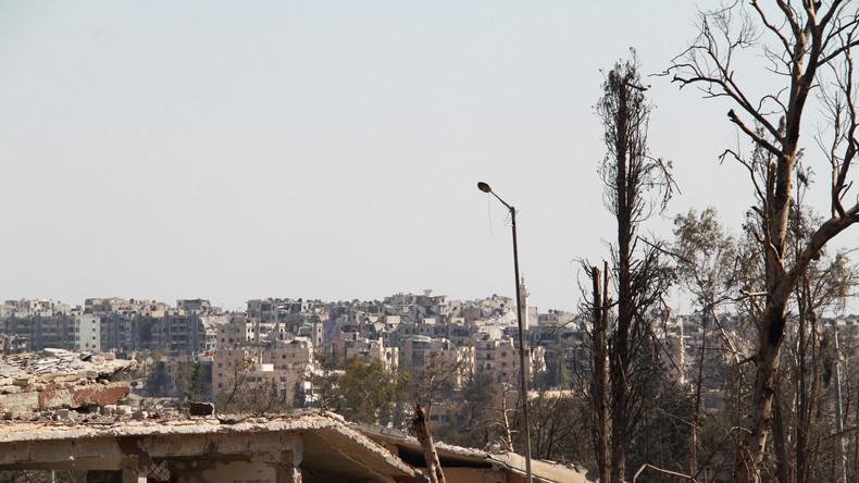 Belgische Luftstreitkräfte bombardieren Aleppo: Mindestens sechs Tote und vier Verletzte