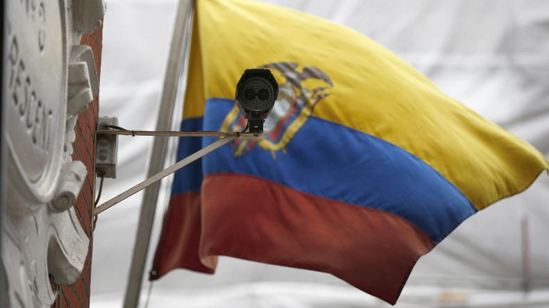 Hat John Kerry Druck ausgeübt? Ecuador bestätigt Internetsperre für Julian Assange