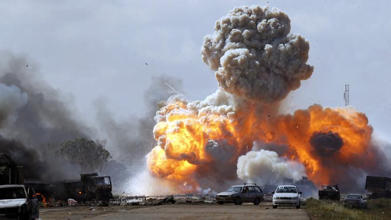 Brandherd Naher Osten: Die wirkliche humanitäre Krise spielt sich nicht in Aleppo ab