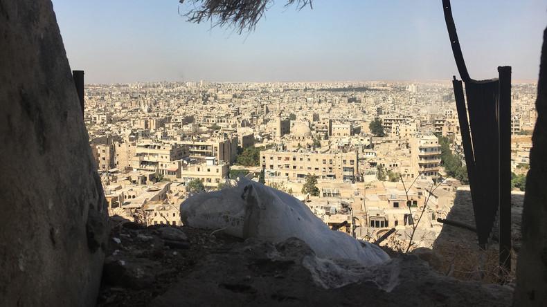 Waffenstillstand in Aleppo: Die Rebellen bomben weiter