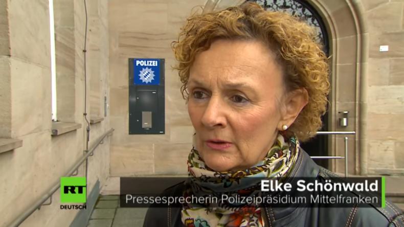 """""""Reichsbürger"""" eröffnet Feuer auf Polizisten in Georgensgmünd/Mittelfranken"""