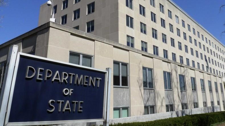 US-Außenministerium lässt russische Diplomaten Präsidentschaftswahlen nicht beobachten