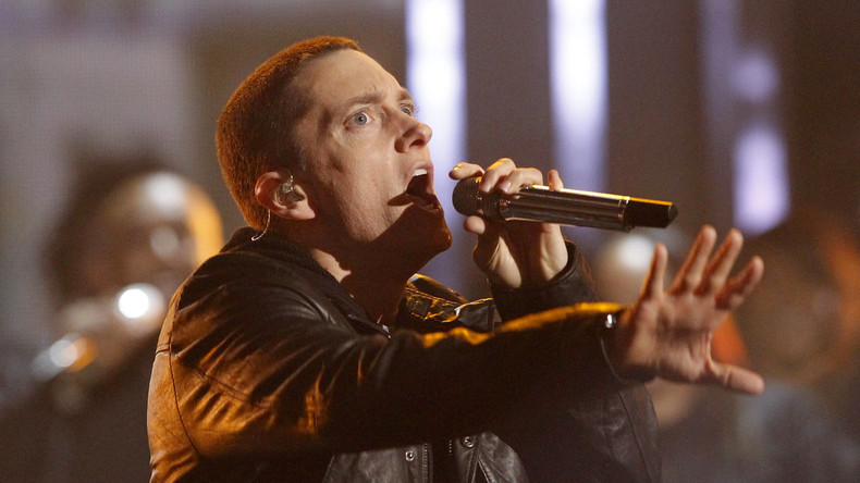 Eminem rappt über Donald Trump