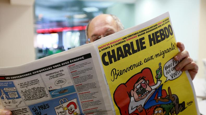 Charlie Hebdo: Islam war gestern, jetzt sind die Orthodoxen dran