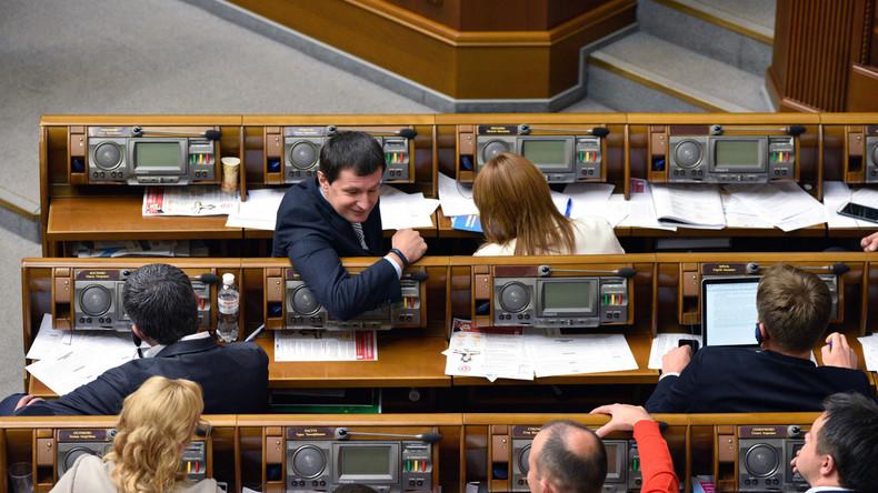 Oberste Rada: Sowjetunion trägt Verantwortung für Beginn des II. Weltkrieges