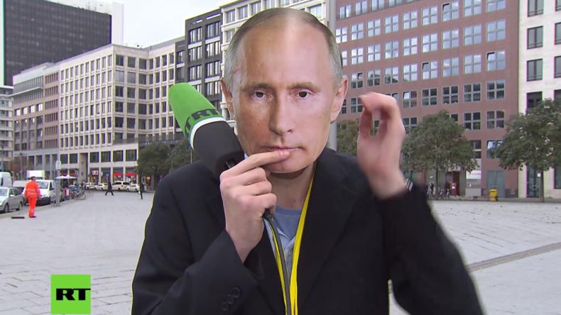 Straßenumfrage: Was würden Sie Putin direkt ins Gesicht sagen?