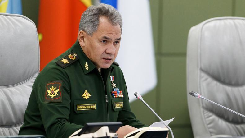 Russischer Verteidigungsminister: Feuerpause in Aleppo wird verlängert