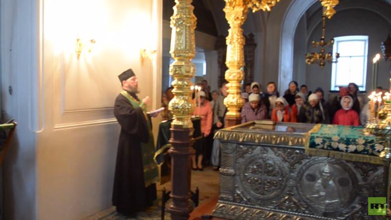 Unterwegs in Russland: Das Kloster Walaam am Ladogasee
