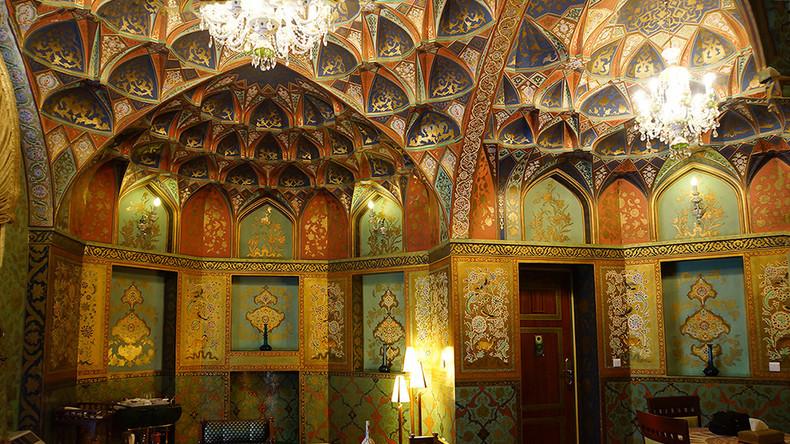 Isfahan für 80.000 Dollar - Amerikanische Luxusreisen in den Iran