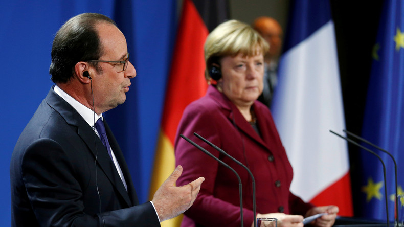 """""""Nicht ganz so herzlich"""": Beim Normandie-Format ging es auch um Syrien"""