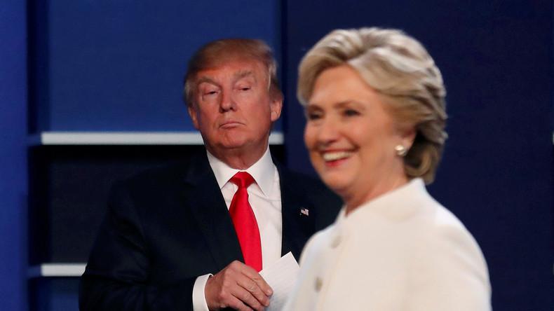 Trump vs. Clinton: Zunehmende Gewalt im US-Wahlkampf