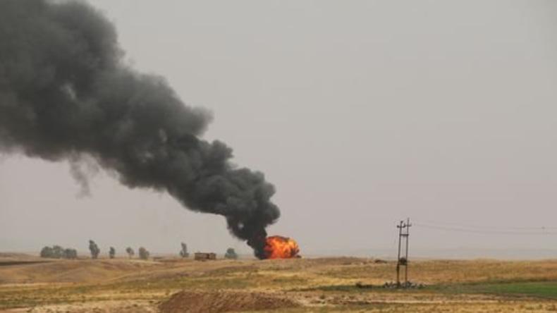 Nordirak: Selbstmordanschlag auf Kraftwerk, mindestens 16 Todesopfer