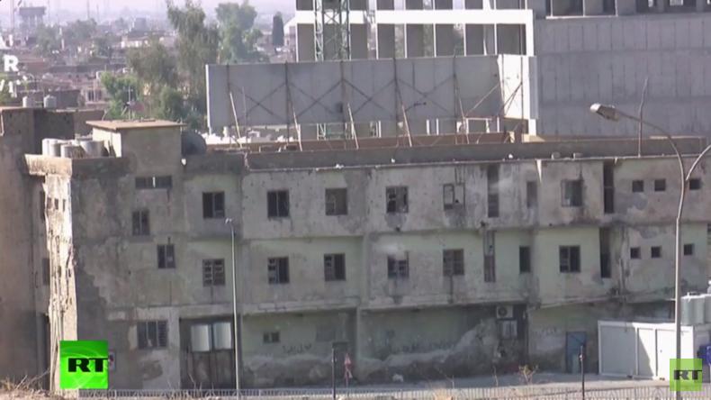 Nordirak: IS-Kämpfer attackieren Wohnhäuser und Moscheen in Kirkuk, nehmen Zivilisten als Geisel