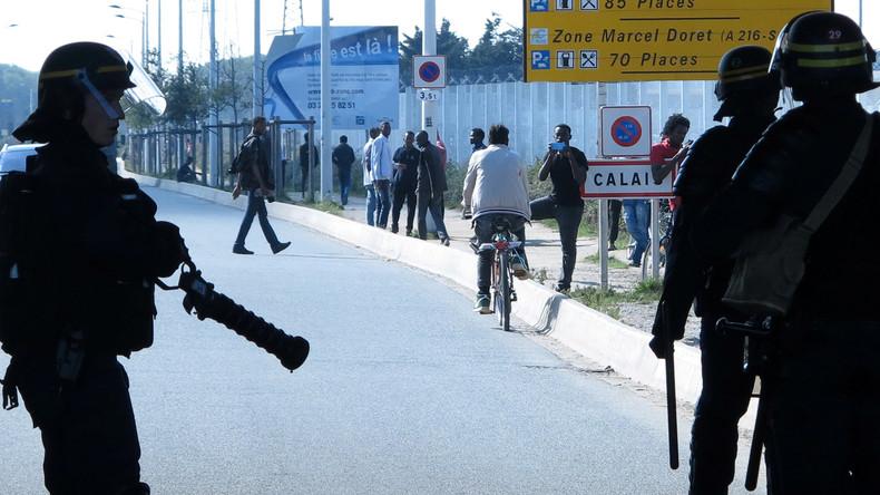 Abgeordnete im Europarat fordern Schutz der Grundrechte im Calais-Dschungel