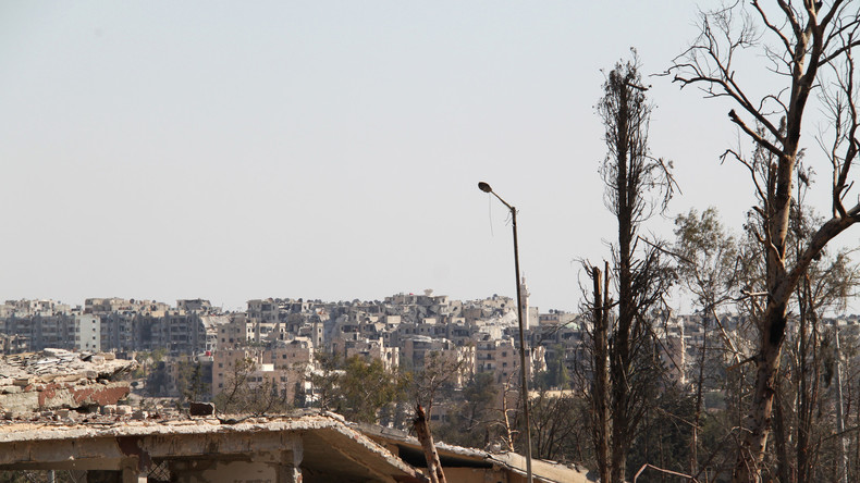 Humanitäre Pause in Aleppo um weitere drei Tage verlängert