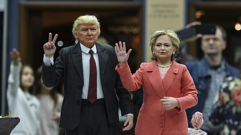 Clinton vs. Trump: Die Wahl der Qual