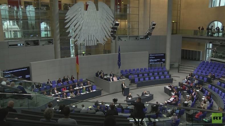 Bundestagsdebatte zum neuen BND-Gesetz
