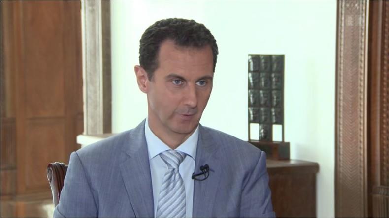 Assad im exklusiven Interview mit dem SRF - mit deutscher Übersetzung