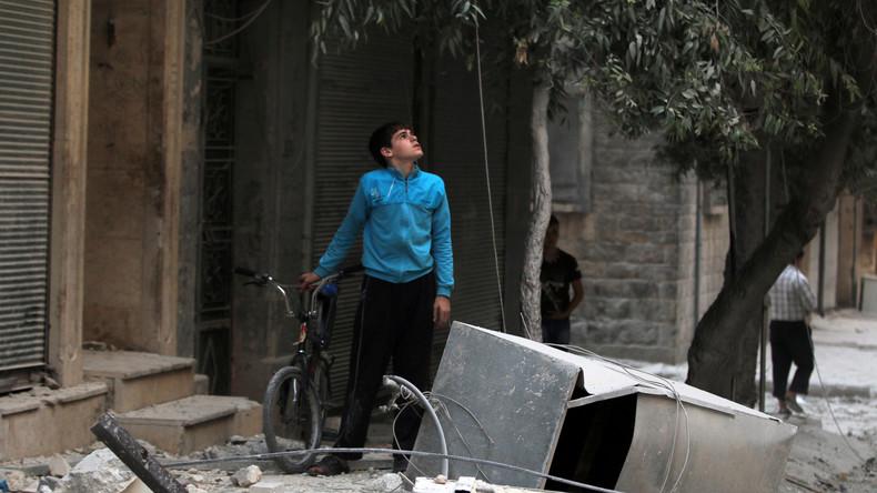 Trotz Feuerpause: Islamisten hindern Zivilisten an Flucht aus Ost-Aleppo