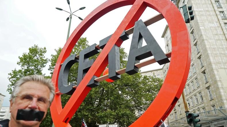 EU-Gipfel: CETA-Verhandlungen gescheitert