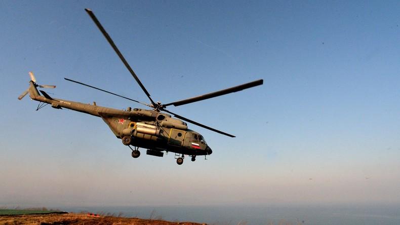 Absturz von Mi-8-Hubschrauber auf Jamal: 19 Menschen kommen ums Leben