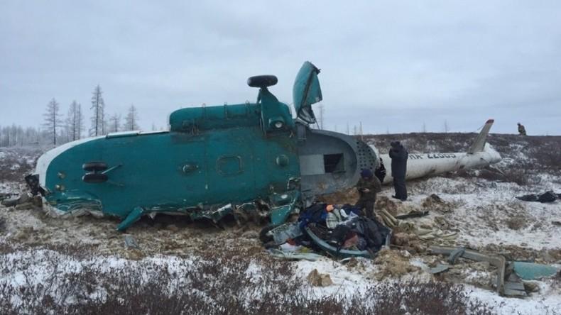 Absturz von Mi-8-Hubschrauber auf Jamal: Wladimir Putin spricht den Angehörigen sein Beileid aus