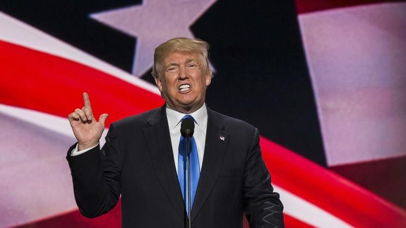 """USA: Donald Trump verspricht Wählerschaft """"Brexit Plus"""""""