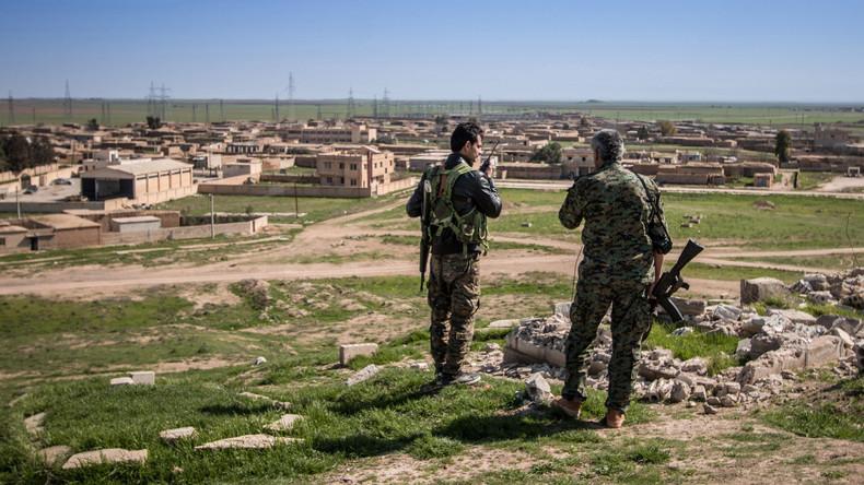 """Kurdische YPG: """"Ankara hat 150 Raketen auf nordsyrische Dörfer abgefeuert"""""""