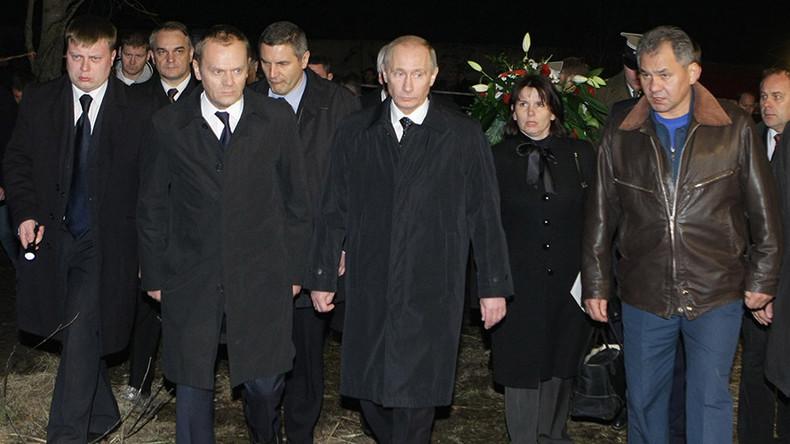 Donald Tusk kritisiert neue antirussische Verschwörung polnischer Regierung über Kaczynski-Absturz