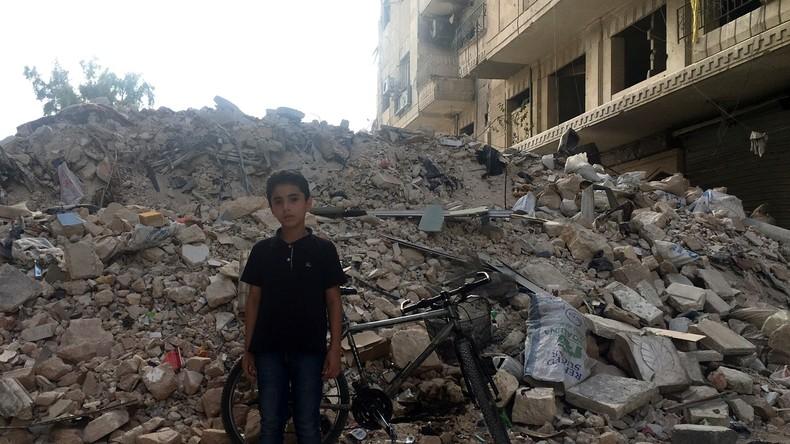 Situation in Aleppo: Armenische Minderheit bekommt humanitäre Hilfe aus Jerewan