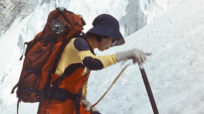 Erste Mount-Everest-Erklimmerin stirbt im Alter von 77 Jahren