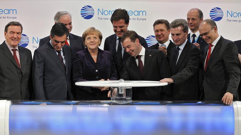 """Polen droht der EU mit einem Gerichtsverfahren wegen """"North Stream 2"""""""