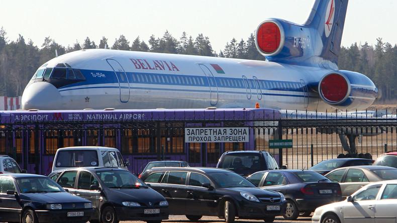 "Festgenommener ""Belavia""-Passagier will ukrainische Behörden verklagen"