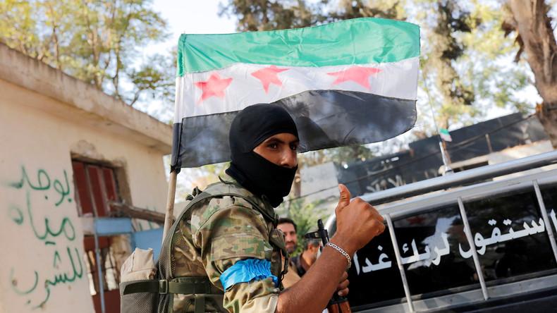 Türkische Truppen zerstören mehr als 50 kurdische PYD-Stellungen in Syrien