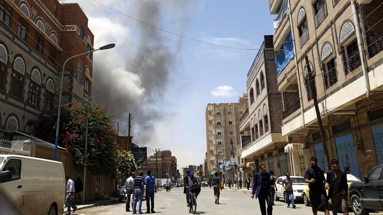 Arabische Koalition nimmt Luftangriffe auf Jemen wieder auf