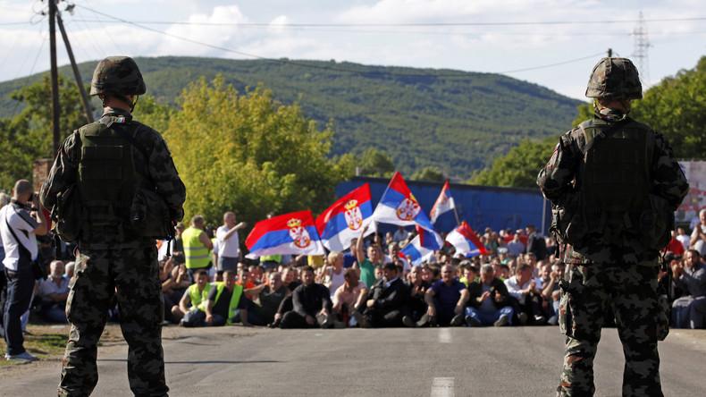 Großbritannien will 2017 rund 30 Militärs ins Kosovo schicken