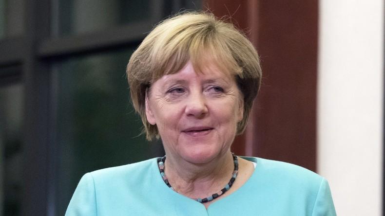 CSU-Politiker wollen Merkel als Kanzlerkandidatin