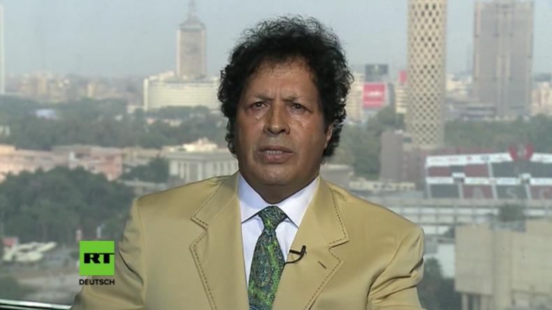 """Gaddafi wurde ermordet, weil er """"Alternative zum Dollar und Souveränität für Afrika schaffen wollte"""""""