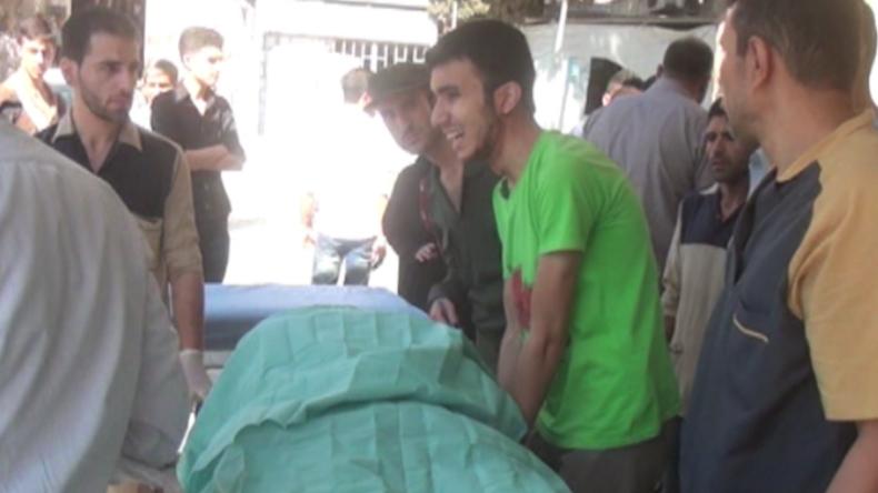 Aleppo: Terroristen starten erneut Angriffsserie auf Zivilisten – Mehrere Tote