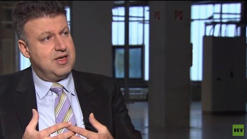 Aktham Suliman im Interview: Multipolare Welt auf Augenhöhe oder großer Krieg