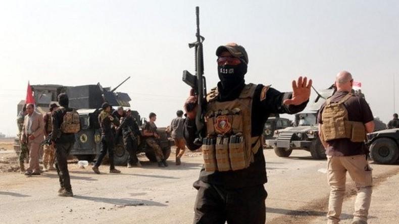 Irakische Armee verbietet  Journalisten in Konfliktzone in Mossul zu arbeiten