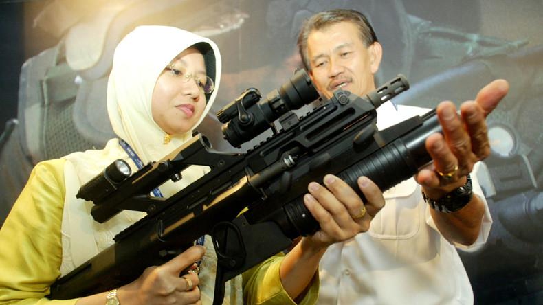 Verlorene Unschuld: Waffen aus Österreich und Schweden in den Händen von IS-Terroristen