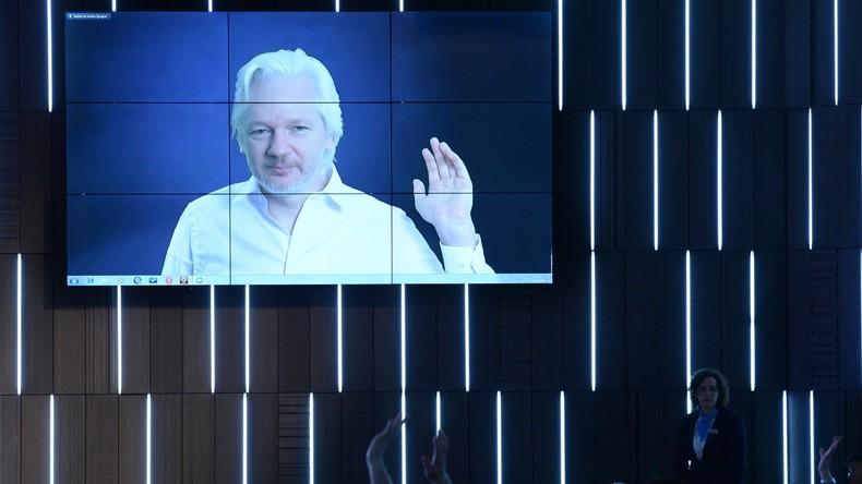 Kein Internet-Zugang für Assange bis US-Präsidentschaftswahl
