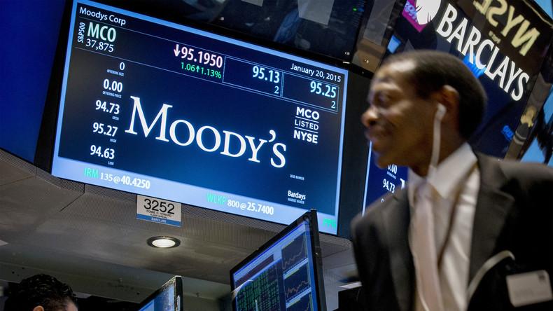 Ratingagentur Moody's: Russisches Bankensystem wieder stabil