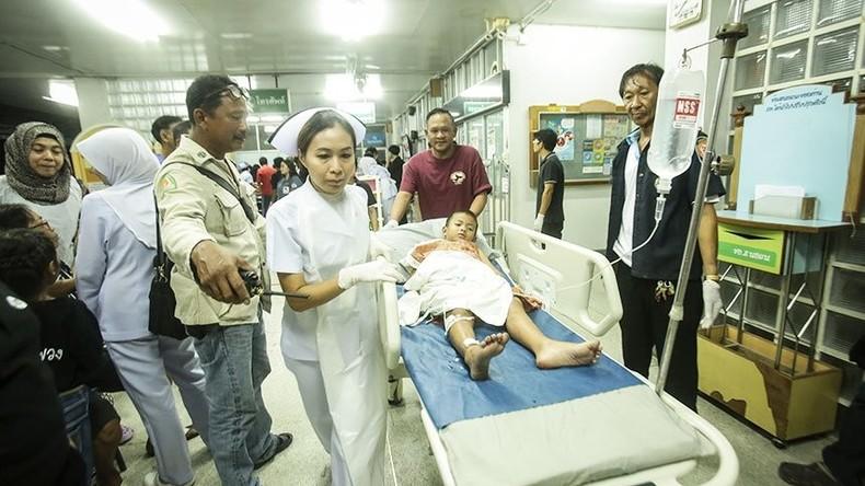 Bombenanschlag in Thailand: Mindestens ein Toter und 19 Verletzte