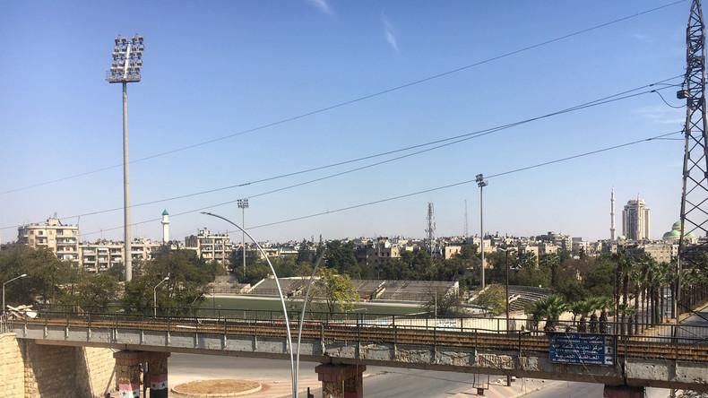Aleppo: Keine Luftangriffe von russischen und syrischen Streitkräften seit sieben Tagen