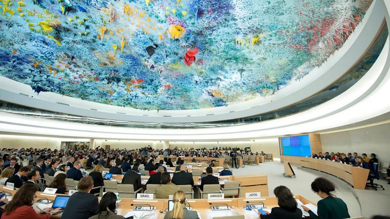 UN-Menschenrechtsrat: Mehr als 80 Organisationen fordern Austritt Russlands